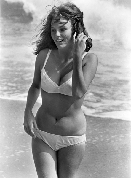 """Jacqueline Bisset in """"The Sweet Ride""""1968 20th Century-Fox** B.D.M. - Image 24293_1607"""
