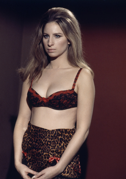 "Barbra Streisand in ""The Owl and the Pussycat""1970 Columbia** B.D.M. - Image 24293_1646"