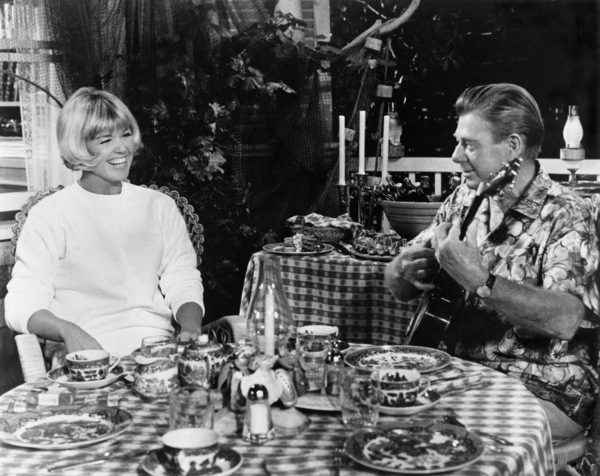 "Doris Day and Arthur Godfrey in ""The Glass Bottom Boat""1966 MGM** B.D.M. - Image 24293_2127"