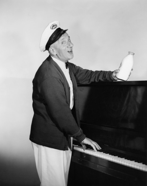 "Jimmy Durante in ""The Milkman""1950 Universal** B.D.M. - Image 24293_2159"