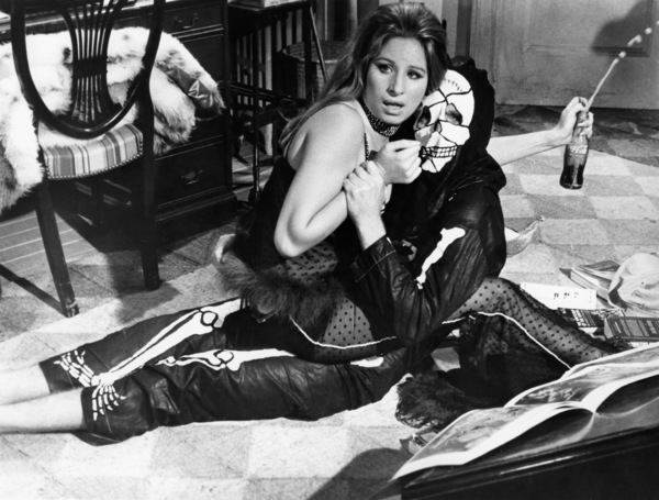 "Barbra Streisand and George Segal in ""The Owl and the Pussycat""1970 Columbia** B.D.M. - Image 24293_2191"