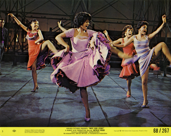 """Rita Moreno in """"West Side Story""""1961 United Artists** B.D.M. - Image 24293_2283"""