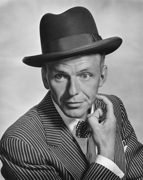 """Frank Sinatra in """"Guys and Dolls"""" 1955 MGM / Samuel Goldwyn ** I.V. - Image 24293_2378"""