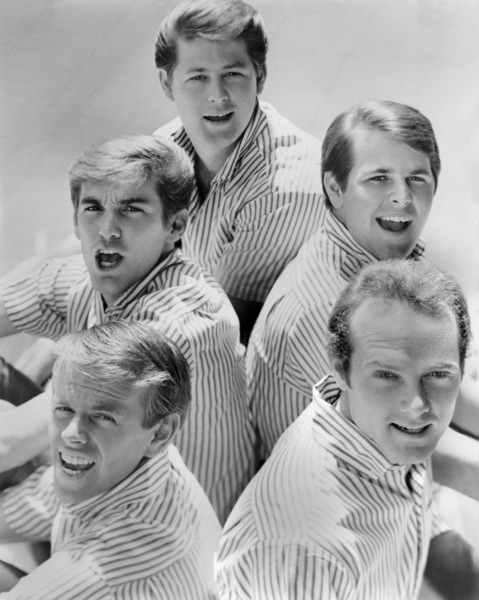 The Beach Boys (Carl Wilson, Dennis Wilson, Mike Love, Al Jardine, Brian Wilson)circa 1965** B.D.M. - Image 24293_2537