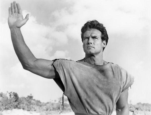 "Steve Reeves in ""Duel of the Titans""1963 Paramount** B.D.M. - Image 24293_2542"