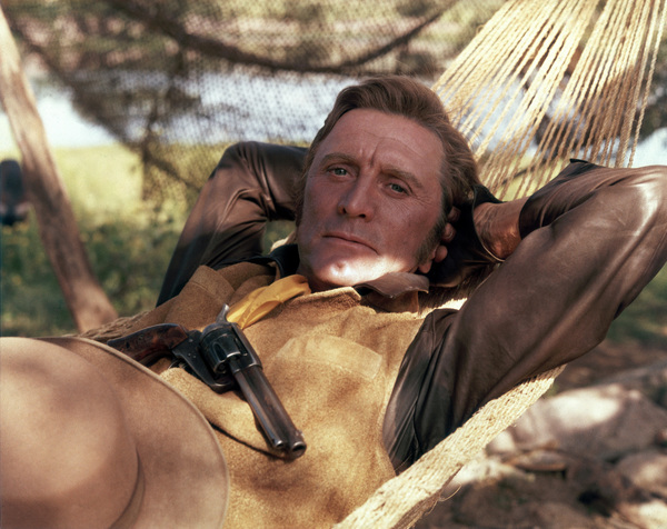 "Kirk Douglas in ""Man Without a Star""1955 Universal** B.D.M. - Image 24293_2647"