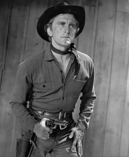 """Kirk Douglas in """"Man Without a Star""""1955 Universal** B.D.M. - Image 24293_2650"""