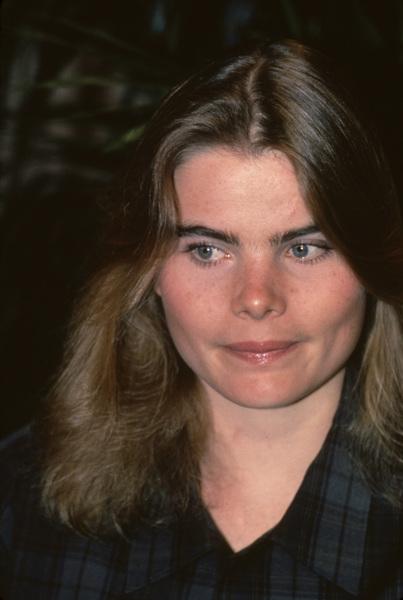 Mariel Hemingwaycirca mid 1980s** B.D.M. - Image 24293_2676