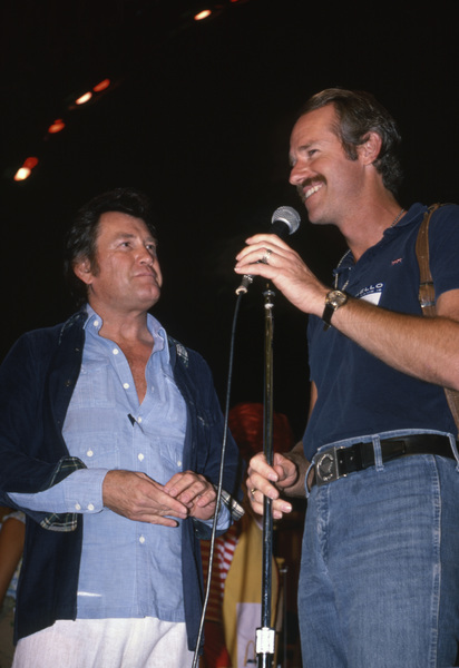 Earl Holliman and Mike Farrell1978** B.D.M. - Image 24293_2677