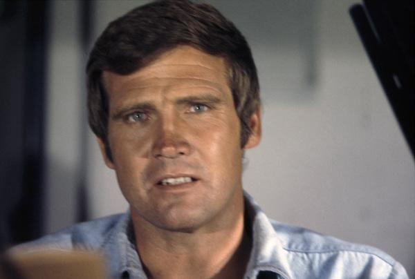 "Lee Majors in ""The Six Million Dollar Man""circa 1970s© 1978 Larry Barbier** B.D.M. - Image 24293_2781"