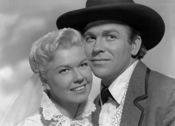 "Doris Day and Howard Keel in ""Calamity Jane""1953 Warner Bros.** B.D.M. - Image 24293_2880"