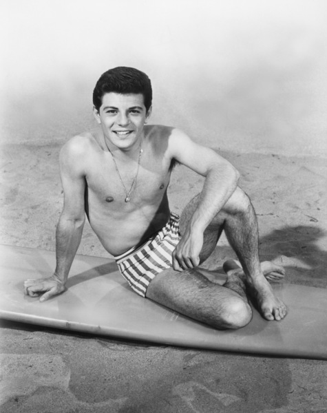 "Frankie Avalon in ""Muscle Beach Party""1964 A.I.P.** B.D.M. - Image 24293_2901"