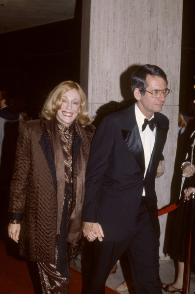 "Lorraine Gary and Sidney ""Sid"" Sheinberg at the premiere of ""Victor/Victoria"" March 16, 1982** B.D.M. - Image 24293_3001"