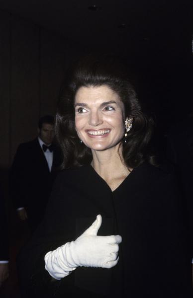 Jacqueline Kennedy Onassiscirca late 1970s© 1978 Gary Lewis - Image 24300_0005