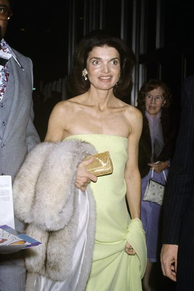 Jacqueline Kennedy Onassiscirca 1980© 1980 Gary Lewis - Image 24300_0007