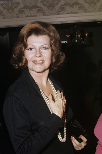 Rita Hayworthcirca 1977© 1978  Gary Lewis - Image 24300_0305