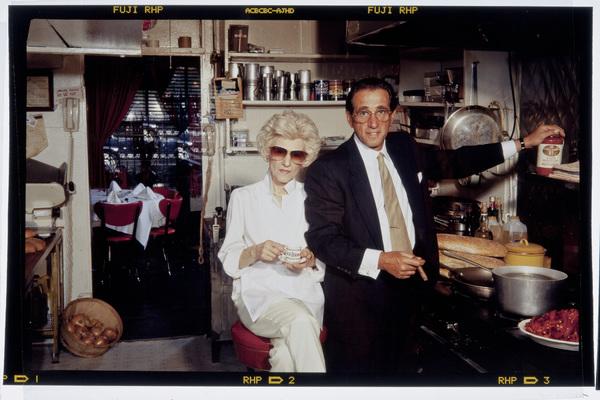 Ann Rao and Frank Pellegrino at Rao