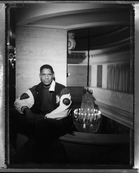 Denzel Washington 1989© 1989 Ken Shung - Image 24302_0010