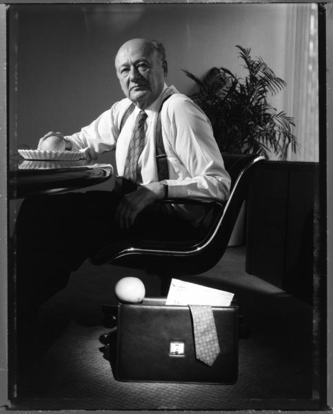 Mayor Edward Koch 1993© 1993 Ken Shung - Image 24302_0026