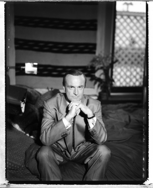 Peter Allen photographed at his home on Central Park West in New York City1990© 1990 Ken Shung - Image 24302_0034
