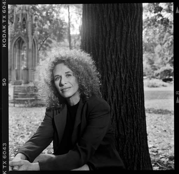 Carole King photographed at Bill Logan church in New York2000© 2000 Ken Shung - Image 24302_0051