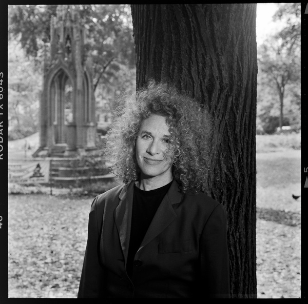 Carole King photographed at Bill Logan church in New York2000© 2000 Ken Shung - Image 24302_0052