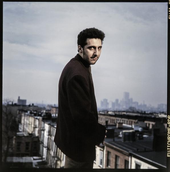 John Turturro photographed at his home in Brooklyn, New York 1990 © 1990 Ken Shung - Image 24302_0124