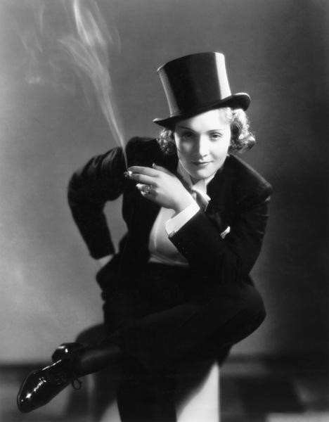 """Morocco""Marlene Dietrich1930 ParamountPhoto Eugene R. Richee** I.V. - Image 24322_0054"