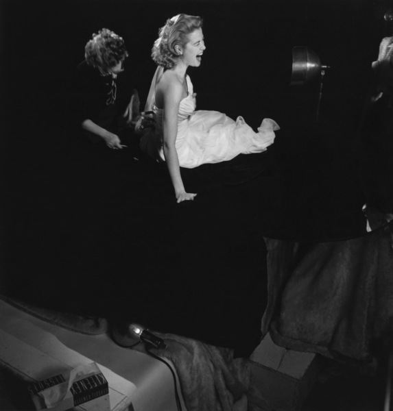 """Grace Kelly during a publicity photo shoot for """"To Catch a Thief""""1955© 1978 Bud Fraker** I.V. - Image 24322_0097"""