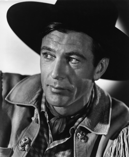 """""""The Westerner""""Gary Cooper1940© 1978 Ned Scott Archive - Image 24327_0088"""