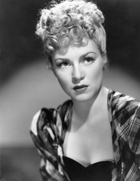 """""""Stagecoach""""Claire Trevor1939© 1978 Ned Scott Archive - Image 24327_0091"""