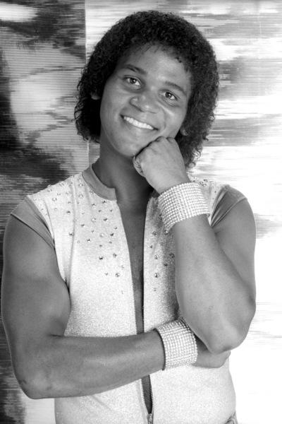 Benny Medina circa 1980© 1980 Bobby Holland - Image 24331_0052