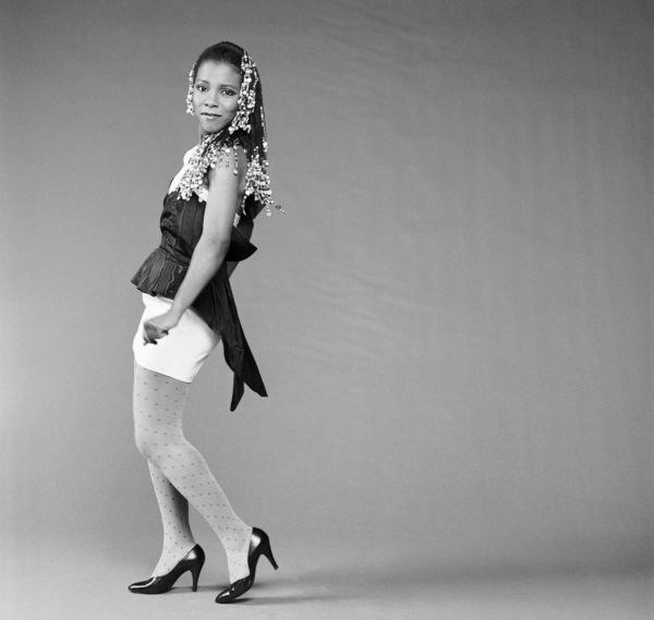 Patrice Rushen circa 1980s© 1980 Bobby Holland - Image 24331_0082