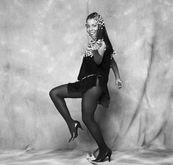 Patrice Rushen circa 1980s© 1980 Bobby Holland - Image 24331_0088