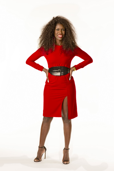 Bozoma Saint John, Head of Global Consumer Marketing, iTunes & Beats Music (Photographed at Apple Corp. Office, Culver City, CA)January 24th, 2017© 2017 Bobby Holland - Image 24331_0188