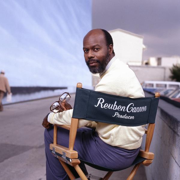Reuben Cannon at Paramount Studioscirca 1980s© 1980 Bobby Holland - Image 24331_0263