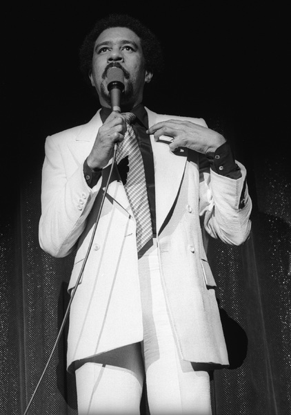 Richard Pryor performing live in Los Angeles 1977© 1978 Bobby Holland - Image 24331_0265