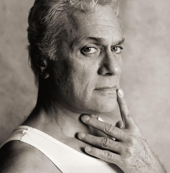 Tony Curtis1988© 1988 Dana Gluckstein - Image 24349_0029