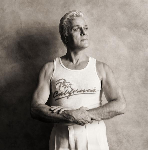 Tony Curtis1988© 1988 Dana Gluckstein - Image 24349_0033