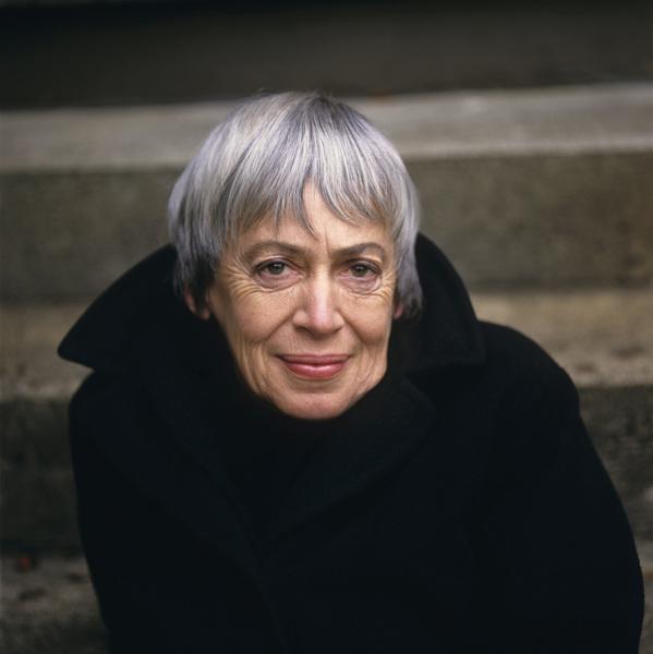 Ursula Le Guin 1989 © 1989 Dana Gluckstein - Image 24349_0091