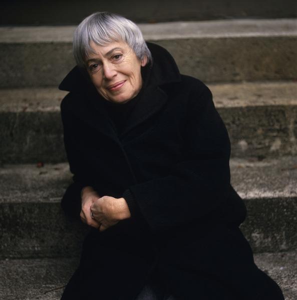 Ursula Le Guin 1989 © 1989 Dana Gluckstein - Image 24349_0092