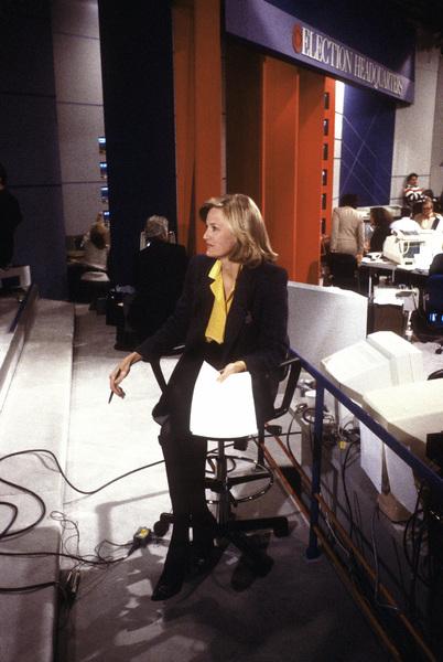 """60 Minutes""Diane Sawyercirca 1982© 1982 Patrick D. Pagnano - Image 24351_0029"