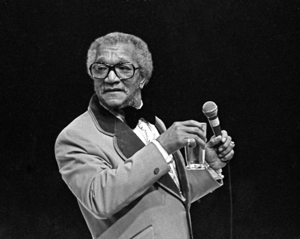 Redd Foxx performing at the Westbury Music Fair in New York1974© 1978 Barry Kramer - Image 24354_0276