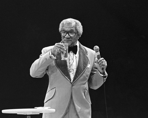 Redd Foxx performing at the Westbury Music Fair in New York1974© 1978 Barry Kramer - Image 24354_0277