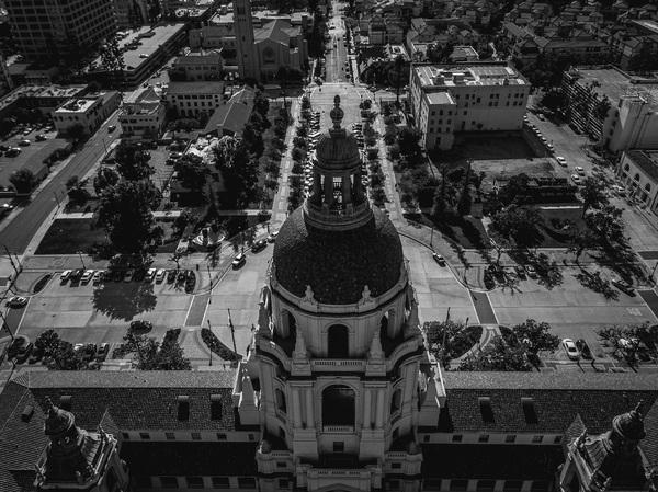 City Hall, Pasadena, Los Angeles, California2017© 2017 Jason Mageau - Image 24361_0116