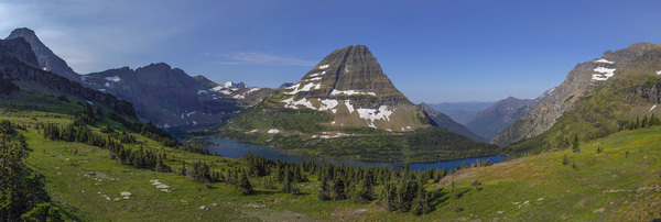 Logan Pass in Glacier National Park, Montana2017© 2017 Viktor Hancock - Image 24366_0007