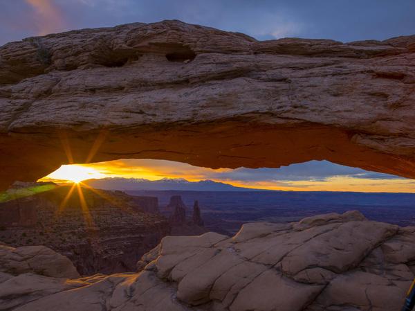 Mesa Arch in Canyonlands National Park, Utah2016© 2017 Viktor Hancock - Image 24366_0068