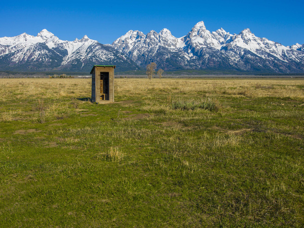 Grand Teton National Park, Wyoming2012© 2017 Viktor Hancock - Image 24366_0087