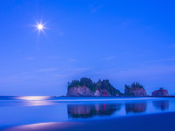 Second Beach, Olympic National Park, Washington2014© 2017 Viktor Hancock - Image 24366_0132