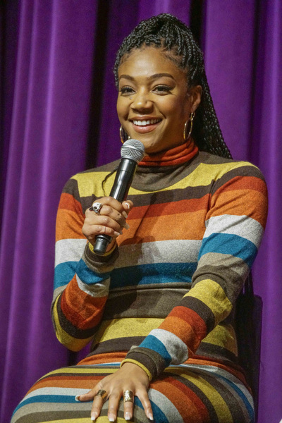 "Tiffany Haddish at an event to promote her book, ""The Last Black Unicorn""December 13, 2017© 2017 Viktor Hancock - Image 24366_0152"